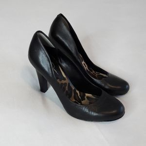 Jessica Simpson Black High Heel Pumps Size 10